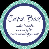 My First Cara Box