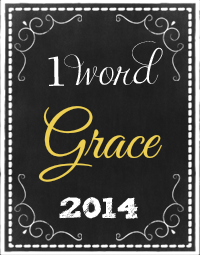 My Word and Verse for 2014