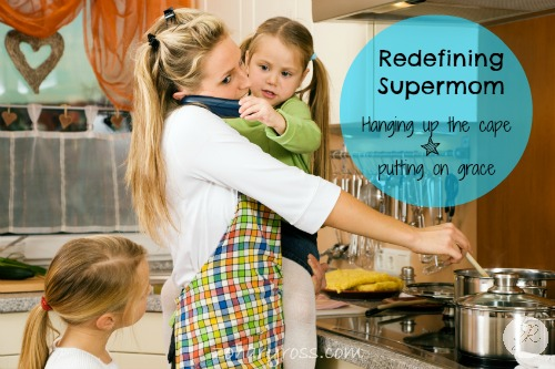 Redefining Supermom