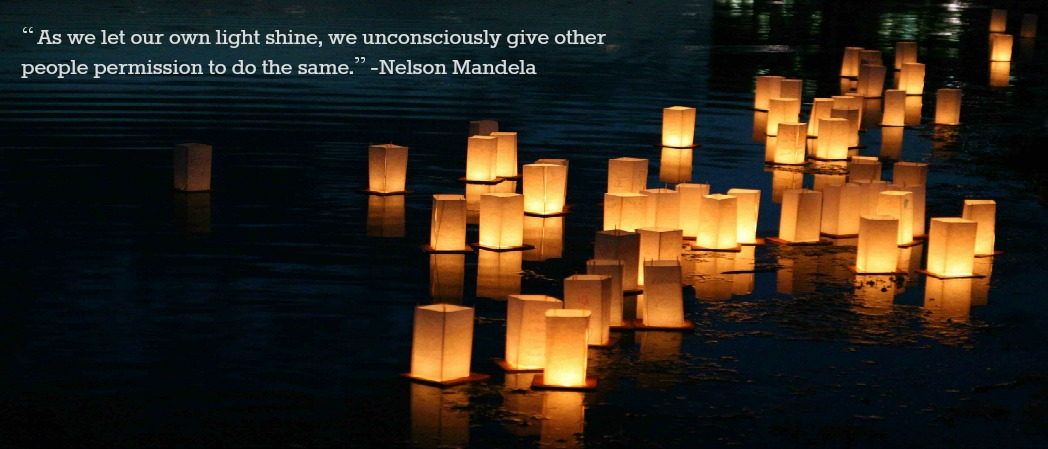 lanterns Mandela