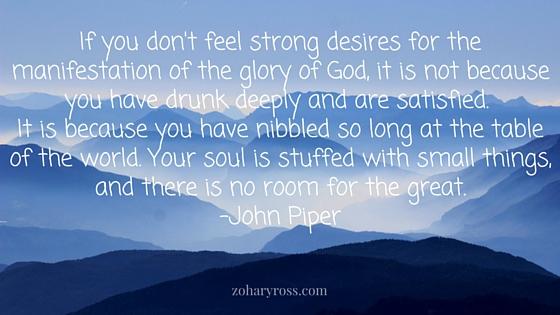 On Loving and Leading: Part 1 Glory Seeking